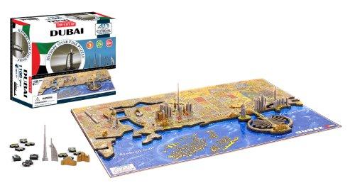 4d Cityscape Time Puzzle Dubai Inglese Giocattolo 1 Novembre 2013 0 0