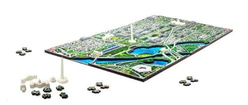 4d Washington Dc Cityscape Time Puzzle 0 0