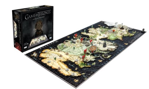 4dcityscape Game Of Thrones Puzzle 4d Di Westeros 0 0