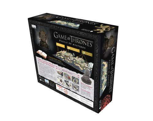 4dcityscape Game Of Thrones Puzzle 4d Di Westeros 0 1