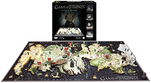 4dcityscape Game Of Thrones Puzzle 4d Di Westeros 0 2