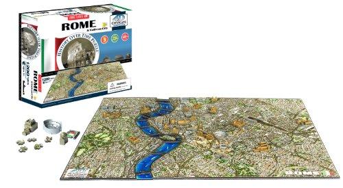 4dcityscape Time Puzzle Roma E Citt Del Vaticano 0 0