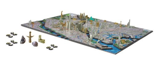 4d Osaka Cityscape Time Puzzle 0 1