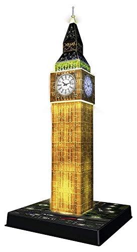 Big Ben Con Luce 0 0