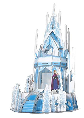 Cardinal Games Frozen Ii Puzzle In Plastica Da 47 Pezzi Il Castello Di Ghiaccio Di Elsa Tridimensionale Dagli 8 Anni In Su 6053088 0 1