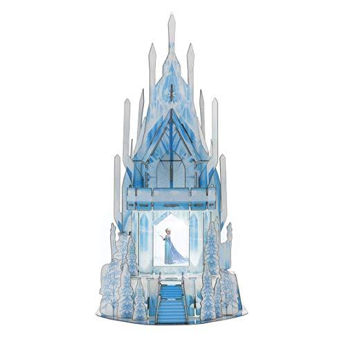 Cardinal Games Frozen Ii Puzzle In Plastica Da 47 Pezzi Il Castello Di Ghiaccio Di Elsa Tridimensionale Dagli 8 Anni In Su 6053088 0 3