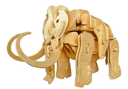 Cebekit Mammoth Elettromeccanico Robotime C9911 0