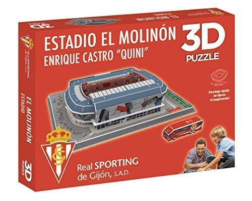 Eleven Force Puzzle 3d Stadio Il Molinn 10803 0