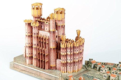 Game Of Thrones 3d Puzzle Knigsmund 260pieces 76x30x20cm 0 2