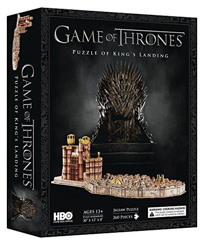 Game Of Thrones 3d Puzzle Knigsmund 260pieces 76x30x20cm 0