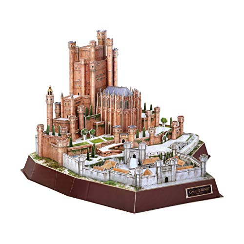 Game Of Thrones Red Keep Puzzle 3d 0 0