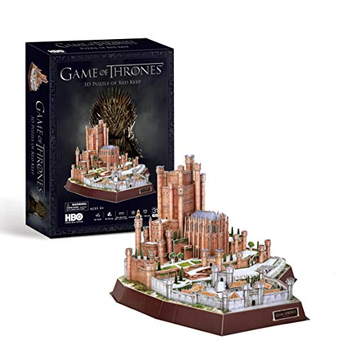 Game Of Thrones Red Keep Puzzle 3d 0 1