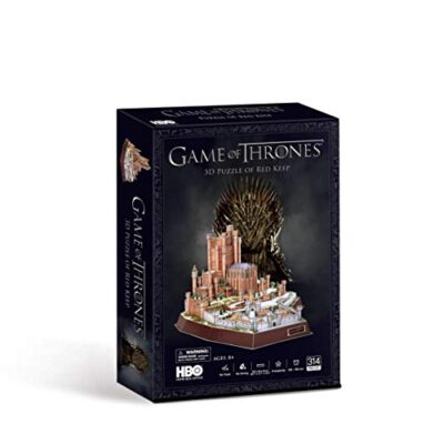 Game Of Thrones Red Keep Puzzle 3d 0