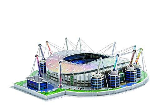 Giochi Preziosi 70037451 Puzzle 3d Stadio Etihad Manchester City 139 Pz Adatto A 7 Anni 0 2