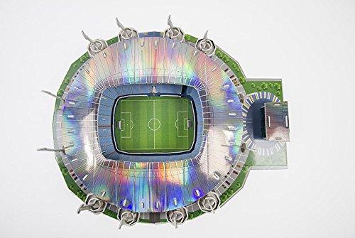 Giochi Preziosi 70037451 Puzzle 3d Stadio Etihad Manchester City 139 Pz Adatto A 7 Anni 0 5