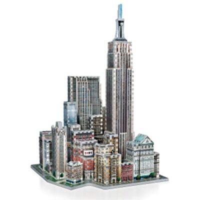 Puzzle 3d New York Midtown West 900 Pz 0