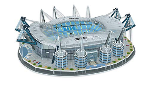 Paul Lamond 3885 Puzzle 3d Stadio Etihad Manchester City Fc 0 0