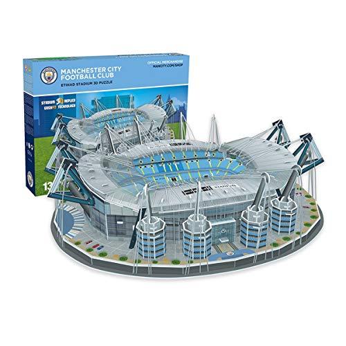 Paul Lamond 3885 Puzzle 3d Stadio Etihad Manchester City Fc 0