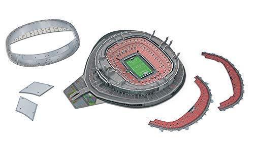 Paul Lamond Puzzle In 3d A Forma Dello Stadio Di Wembley 0 1