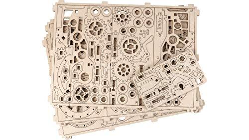 Puzzle 3d Meccanico Tractor By Woodencity Modellino Di Progetti Per Adulti E Bambini 3d Modello Tecnico In Legno 0 1