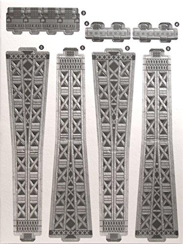 Puzzle 3d Tour Eiffel 47 Cm 0 2