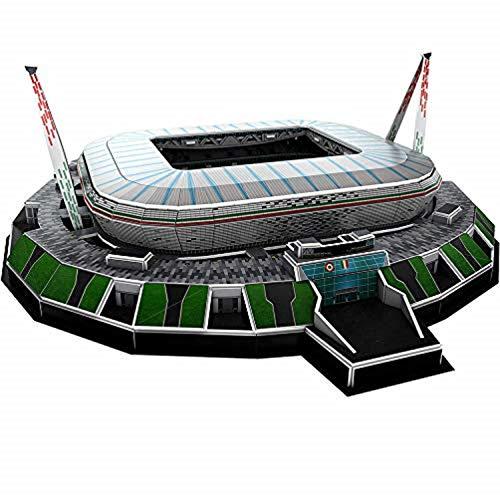 Puzzle 3d Stadio Stadium Jigsaw Bambini Giocattolo Puzzle Stai Cercando Il Regalo Perfetto Per Un Appassionato Di Calcio Juventus Stadium Jtih Multi Colored 0 1