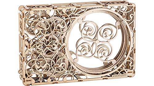 Quadro Meccanico Puzzle 3d Woodencity Mechanical Picture Modellino Di Progetti Per Adulti E Bambini 3d Modello Tecnico In Legno 347 X 231 X 62 Cm 0 0