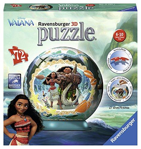 Ravensburger Puzzle 3d Vaiana 72 Pezzi 11793 0