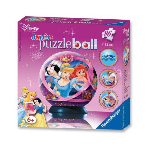 Ravensburger 11304 Disney Principesse 96 Pezzi Puzzle Calcio Junior 0 0