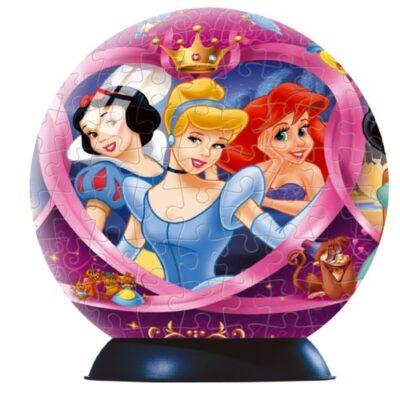 Ravensburger 11304 Disney Principesse 96 Pezzi Puzzle Calcio Junior 0