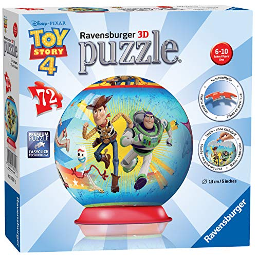Ravensburger 11847 Toy Story 4 Puzzle Ball 3d 0