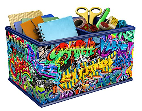 Ravensburger 12111 Graffiti Vanity Box 216 Pezzi Di Puzzle 3d 0 0