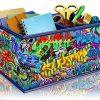 Ravensburger 12111 Graffiti Vanity Box 216 Pezzi Di Puzzle 3d 0 1