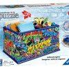 Ravensburger 12111 Graffiti Vanity Box 216 Pezzi Di Puzzle 3d 0