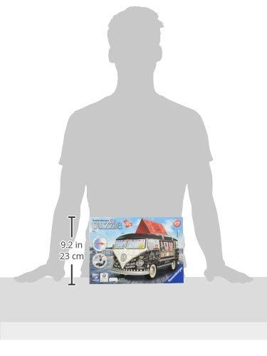 Ravensburger 12525 Camper Volkswagen Food Truck Puzzle 3d 0 1