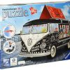 Ravensburger 12525 Camper Volkswagen Food Truck Puzzle 3d 0