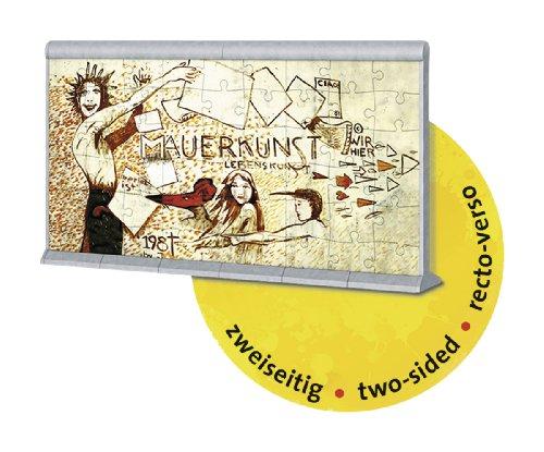 Ravensburger 12574 Puzzle 3d 108 Pz Soggetto Arte Sul Muro Di Berlino N 2 0 0