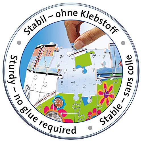 Ravensburger Camper Volkswagen Hippie Puzzle 3d Multicolore 30 X 14 X15 Cm 12532 0 2