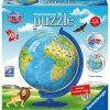 Ravensburger Children S World Globe Puzzle 3d 180 Pezzi 0 1