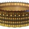 Ravensburger Colosseo Night Edition 3d Puzzle Multicolore 32 X 26 X 10 Cm 11148 0 0
