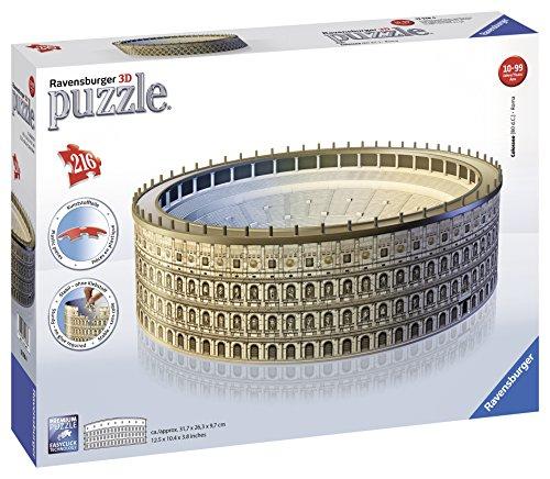 Ravensburger Colosseo Puzzle 3d 216 Pezzi 0 3