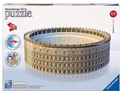 Ravensburger Colosseo Puzzle 3d 216 Pezzi 0