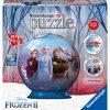 Ravensburger Frozen 2 3d Puzzle Ball Multicolore 11142 0