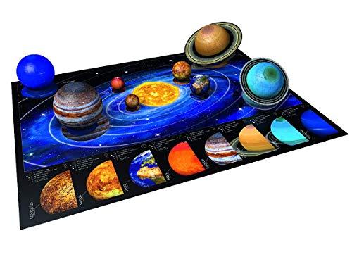 Ravensburger Il Sistema Planetario 3d Puzzleball Multicolore 8 Pianeti 11668 0 3