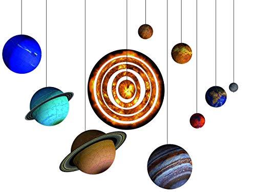 Ravensburger Il Sistema Planetario 3d Puzzleball Multicolore 8 Pianeti 11668 0 4