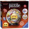 Ravensburger Italy Ball Emoji Puzzle 3d Multicolore 72 Pezzi 12198 0