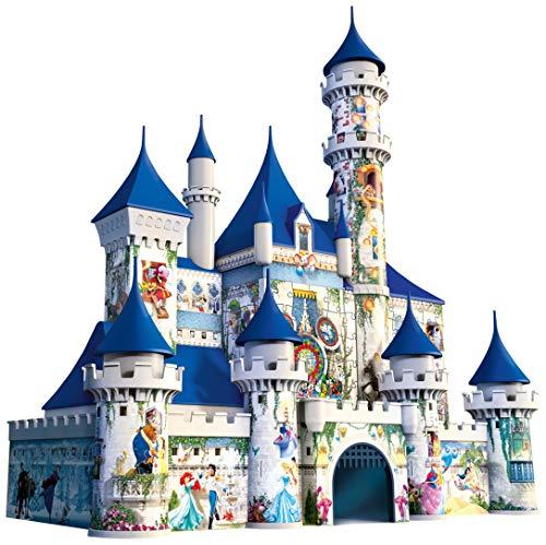 Ravensburger Italy Castello Disney Puzzle 3d 12587 0 0