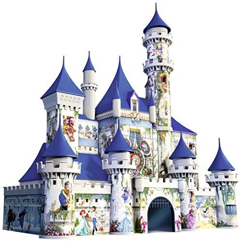 Ravensburger Italy Castello Disney Puzzle 3d 12587 0 2