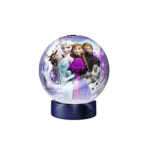 Ravensburger Italy Disney Frozen Puzzle 3d Lampada Notturna 12190 0 0