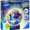 Ravensburger Italy Disney Frozen Puzzle 3d Lampada Notturna 12190 0 1
